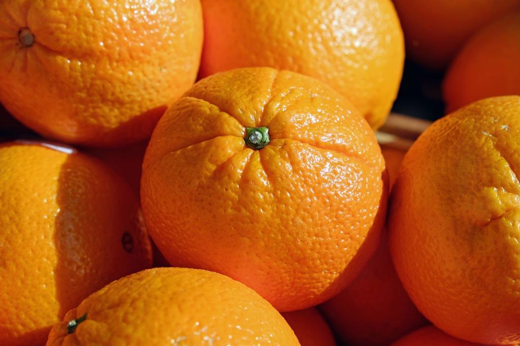 Przepis na nalewkę z pomarańczy