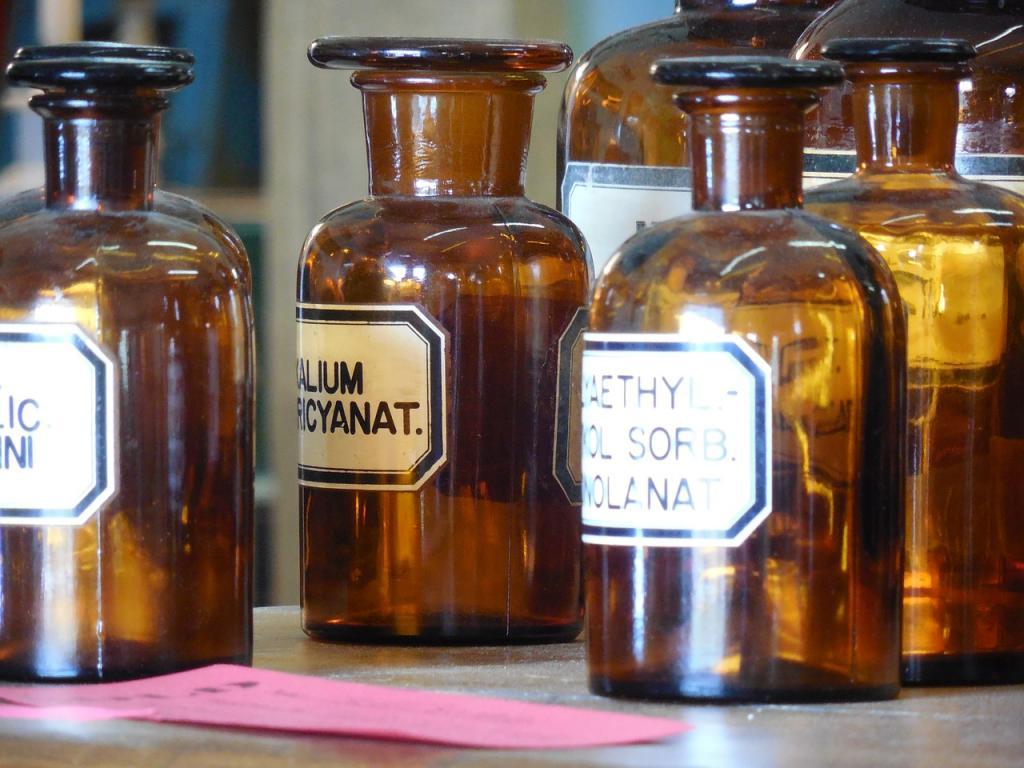 Przepis na nalewkę farmaceutów
