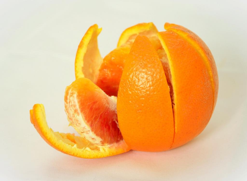 Przepis na nalewkę ze skórek pomarańczowych