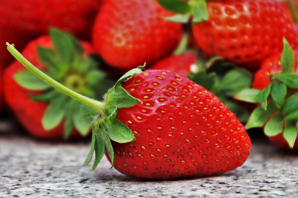 Przepis na nalewkę z truskawek